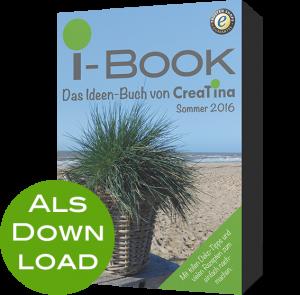 Das CreaTina Ideen-Buch Sommer 2016