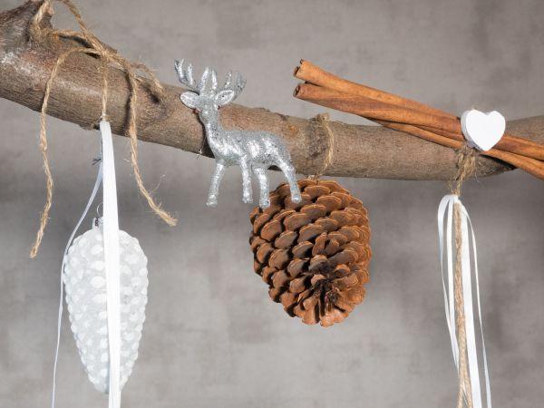 creatina ast aus buchenholz zum aufh ngen zapfig ca 118 cm lang. Black Bedroom Furniture Sets. Home Design Ideas